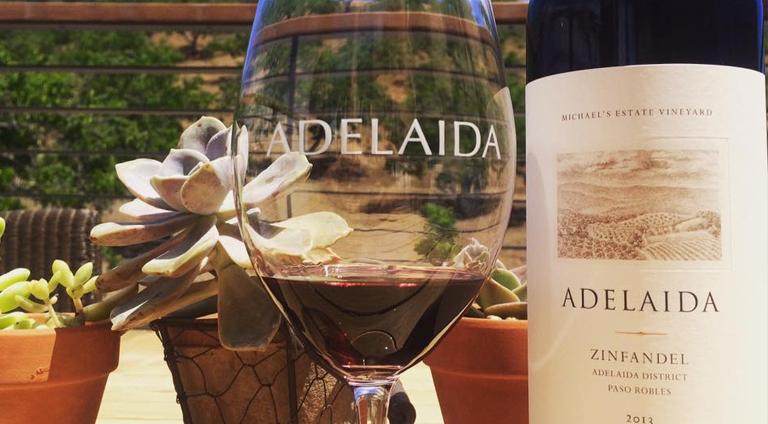 Wine Tasting at Adelaida Cellars