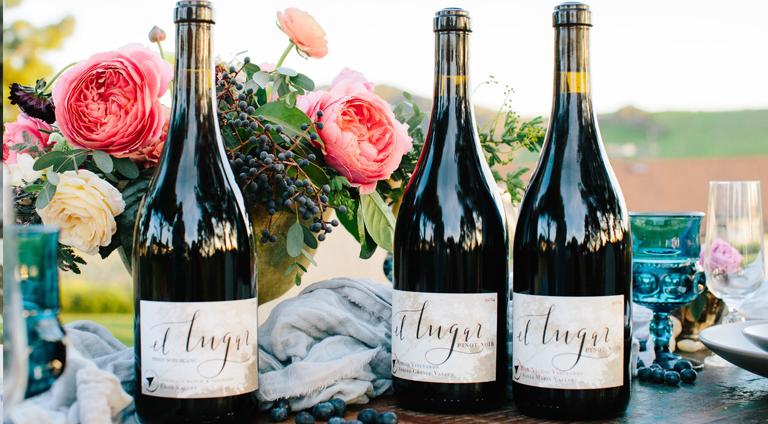 El Lugar Wine Tasting