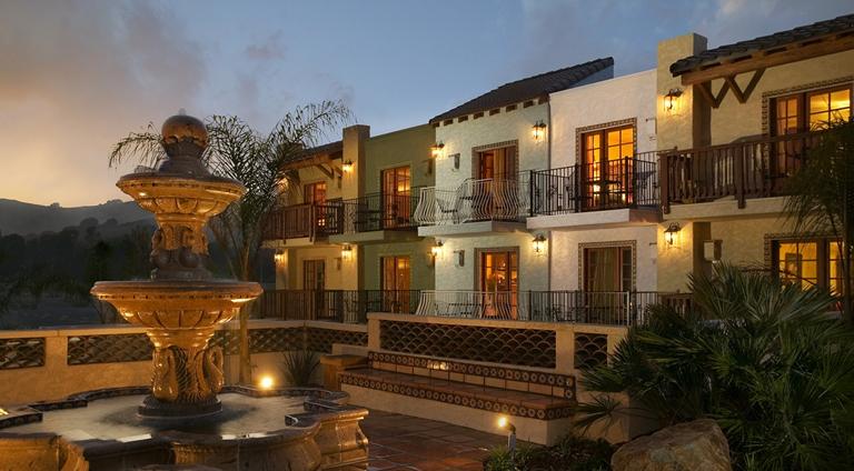 Avila Beach La Fonda Hotel