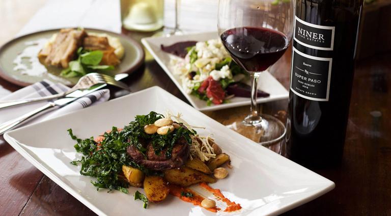 Niner Wine Estates Wine & Dine SLO