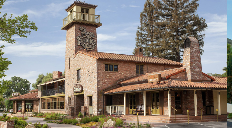 Paso Robles Inn Stay & Play