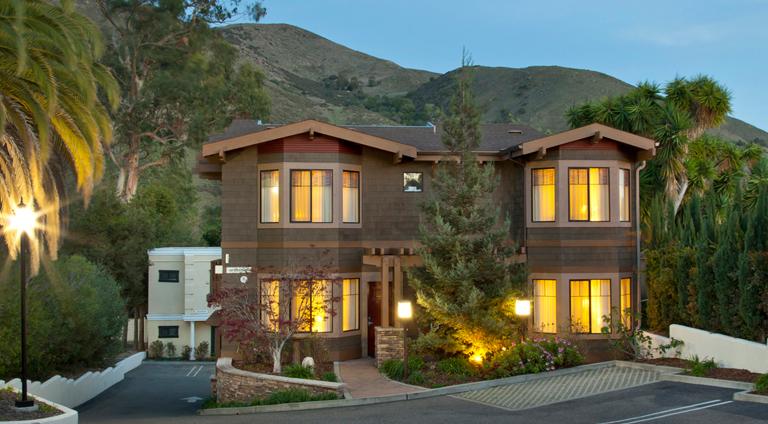 San Luis Obispo Creek Lodge