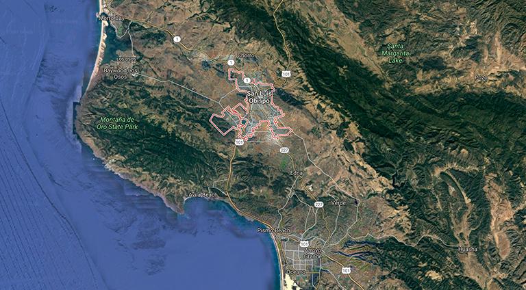 San Luis Obispo Wine