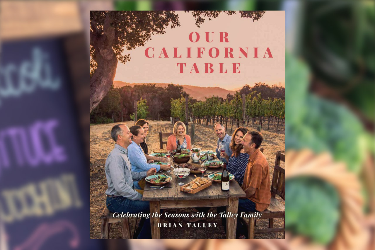 Our California Table Talley Wines