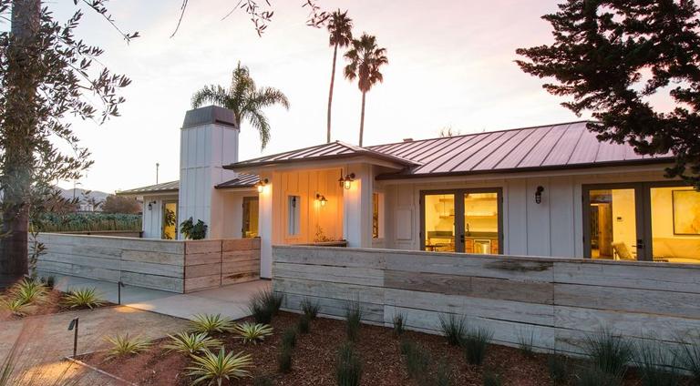 Vineyard House at Biddle Ranch