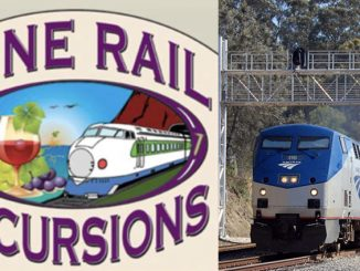 San Luis Obispo Wine Train Excursion