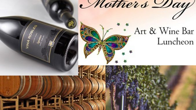 Wine Tasting SLO Mother Day Event